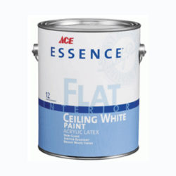 Потолочная краска Ace Essence Flat Interior Ceiling White Paint