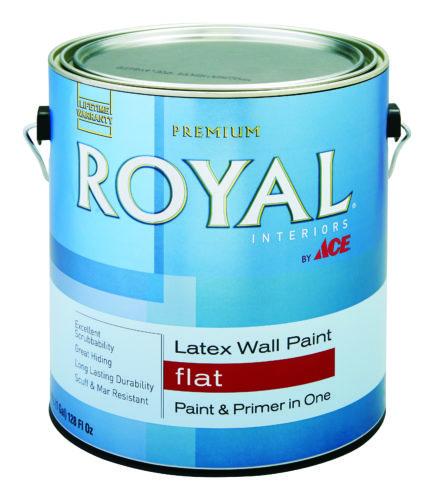 Royal Interior latex flat