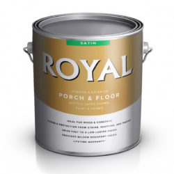 ACE ROYAL INTERIOR/EXTERIOR SATIN PORCH&FLOOR PAINT