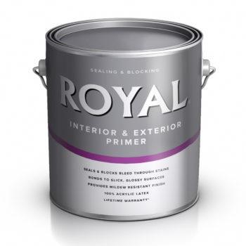 ACE Paint Royal Stain Halt Latex Stain Blocking Primer & Sealer