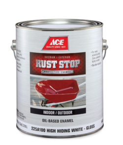 ACE Rust Stop Metal Oil-Based Enamel