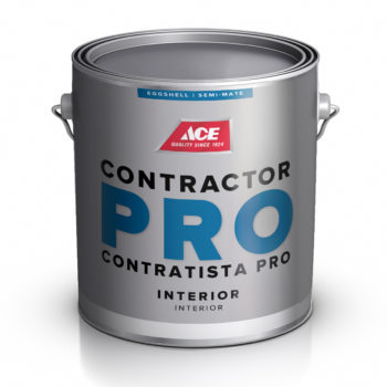 Краска Contractor Pro Eggshell