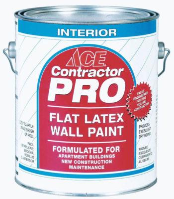 Contractor Pro Flat Ace Paint