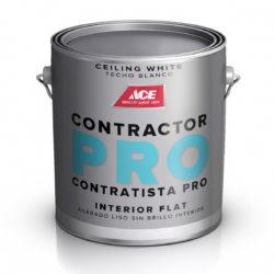 Потолочная краска Contractor Pro